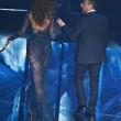 """Sanremo, Madalina Ghenea e il """"pigiama"""" nude look6"""