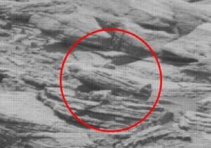YOUTUBE Sarcofago alieno? Mistero su Marte…