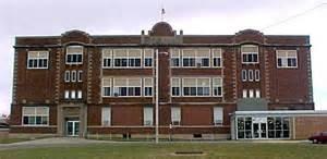 Una scuola nel Sud Dakota