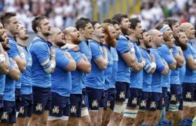 Rugby 6 Nazioni, Italia Inghilterra finisce 9-40<br /> Azzurri travolti davanti a 70mila spettatori
