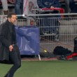 YOUTUBE Simeone scatenato, lo show in panchina contro il PSV