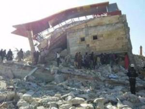 Siria, raid russo, 9 morti ospedale Medici senza Frontiere