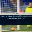 """Sky: """"Visione interrotta dal 28 febbraio"""". Errore tecnico... 03"""
