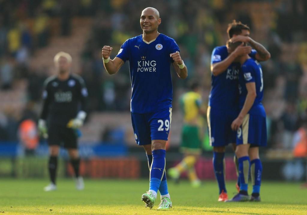 Soccer - Barclays Premier League - Norwich City v Leicester City - Carrow Road