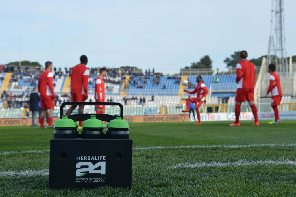 calciatori nella foto LaPresse