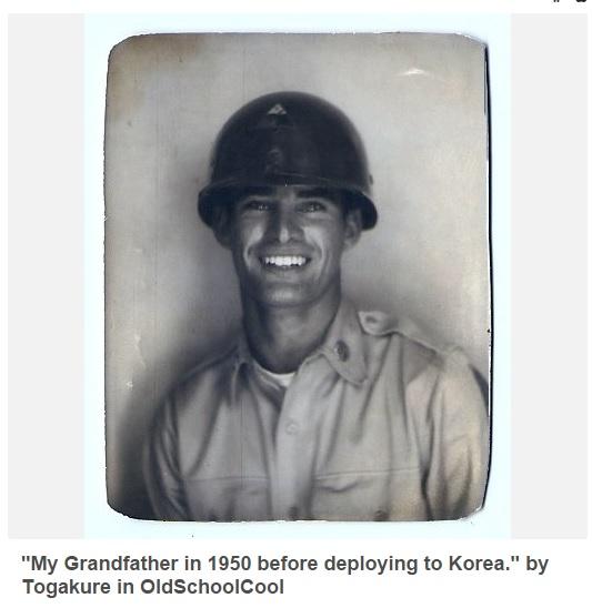 Foto soldato americano fa innamorare tutte. Ma ha segreto 02