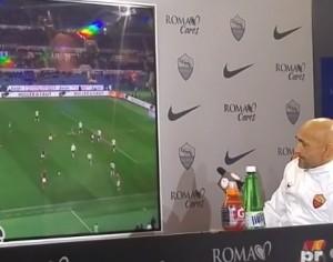 YOUTUBE Spalletti mostra video recupero Salah: Più di un gol