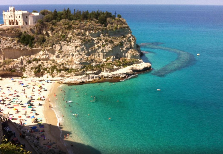 Matrimonio Spiaggia Tropea : Le spiagge più belle d italia