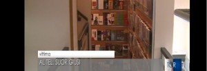 Milano: suor Giusi blocca ladro in libreria, lo fa arrestare