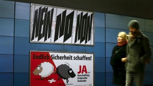 Svizzera boccia espulsione stranieri che commettono reati