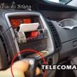 YOUTUBE Tassisti Roma: telecomando per alterare tassametro3
