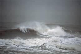 Tempesta nell' Atlantico
