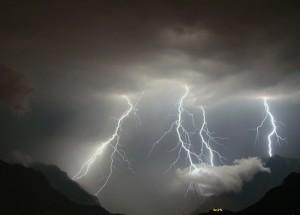 Meteo, allerta maltempo nel Lazio fino a martedì 1 marzo