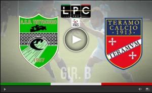 Teramo-Tuttocuoio Sportube: streaming diretta live