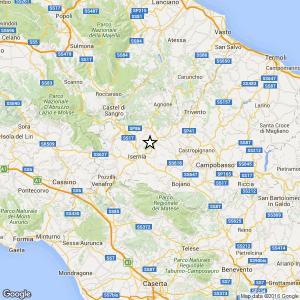 Terremoto Isernia, scuole sgomberate dopo sciame sismico