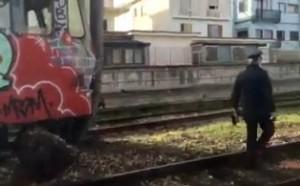 Napoli: deraglia treno della Cumana, ferita una donna