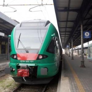 Guarda la versione ingrandita di Treni su Roma-Firenze in ritardo: Alta Velocità e regionali (foto Ansa)
