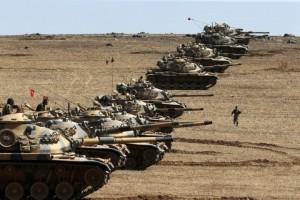 """""""Turchia vuole invadere Siria militarmente"""": allarme Russia"""