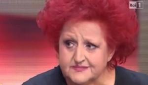 Guarda la versione ingrandita di Luciana Turina dramma a Domenica In: Ho pensato al suicidio