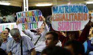 """Unioni civili, Renzi: """"Zero a zero sui diritti una vergogna"""""""
