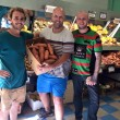 Dieta patate: Andrew Flinders Taylor le 2mangerà per 1 anno
