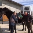 YouTube: Vasco Pirri Ardizzone cade da cavallo imbizzarrito4