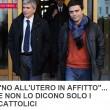 Nichi Vendola, fuoco incrociato Famiglia Cristiana-Boldrini