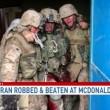 Marine eroe guerra massacrato da gang al McDonald perché... 2
