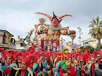 Guarda la versione ingrandita di Il carnevale di Viareggio