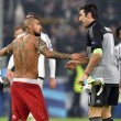 Juve-Bayern, Vidal scappa di nascosto dell'hotel a Torino