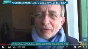 "YOUTUBE Vincenzo Vinciullo, Ncd: ""Pochi 11mila euro al mese"""