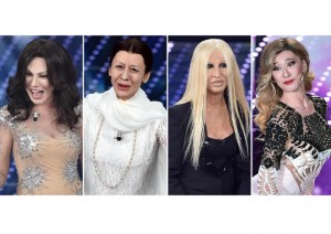 Guarda la versione ingrandita di Virginia Raffaele star di Sanremo, ma l'ex Ubaldo Pantani…