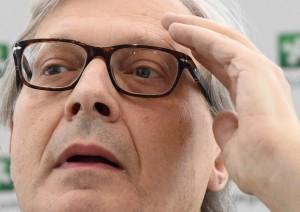 """Guarda la versione ingrandita di Vittorio Sgarbi choc: """"Ecco quando morirò…"""""""