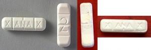 Xanax contraffatto, rischio di overdose fatale