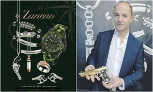 Robertino Zancan, gioielliere salvato da Stacchio ora fa...