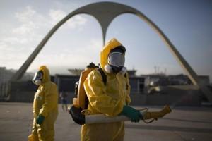 Guarda la versione ingrandita di Zika Virus: nuovo caso a Roma, salgono a 9 in Italia