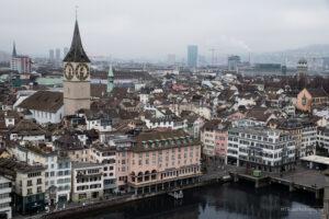 Capodanno a Zurigo