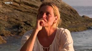 Isola dei Famosi, Simona Ventura piange: ecco il motivo