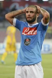 Calciomercato Napoli, Insigne piace a mezza Europa (foto Ansa)