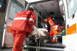 Guarda la versione ingrandita di Roma, spacciava cocaina con ambulanza dell'Umberto I (foto d'archivio)