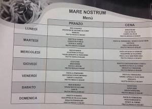 Guarda la versione ingrandita di Rovereto, il menù rifiutato dagli immigrati