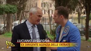 """""""Agenzia delle Entrate fa estorsioni"""": ex dirigente a Striscia"""
