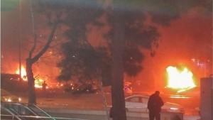 Turchia, esplosione nel centro di Ankara: vittime