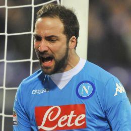 Fiorentina-Napoli nelle foto Ansa