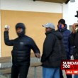 Troupe tv aggredita a Stoccolma da alcuni immigrati 5