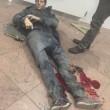 Bruxelles, sala check in distrutta dopo le bombe13