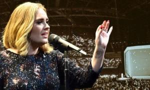 YOUTUBE Adele in concerto insulta terroristi Bruxelles