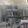YOUTUBE Bruxelles, esplosioni in aeroporto: fuga passeggeri 04