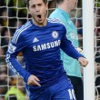 Chelsea, Hazard nella foto Ansa