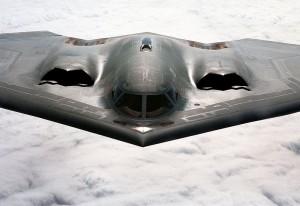 YOUTUBE B-2 Spirit Stealth Bomber, aereo invisibile in volo